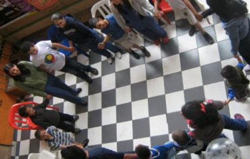 2009 – 2012 Proyecto Centro de Escucha -El Parche- una estrategia para la reducción de daño y educación comunitaria, dirigido a población gravemente excluida, en situación de vulnerabilidad y a personas en condiciones de pobreza extrema