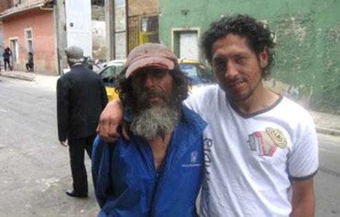 Mayo de 2013 a Mayo de 2014 • Apoyo de bajo umbral para personas drogadictas en Bogotá