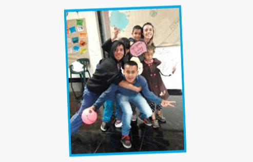"""Protagonismos Juveniles """"Escuela de Educación Popular Para Niños, Niñas y Jóvenes"""""""